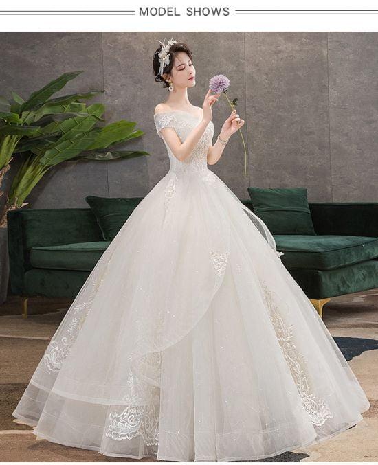 Áo cưới AC -365