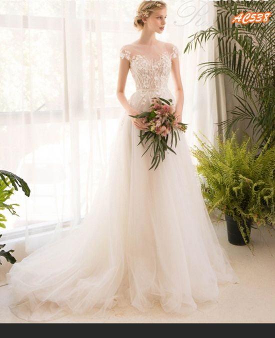 Áo cưới AC - 635