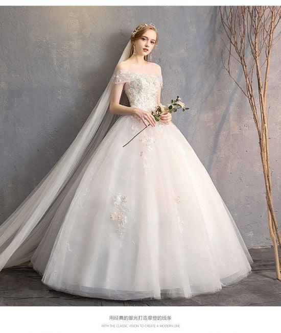 Áo cưới AC - 672
