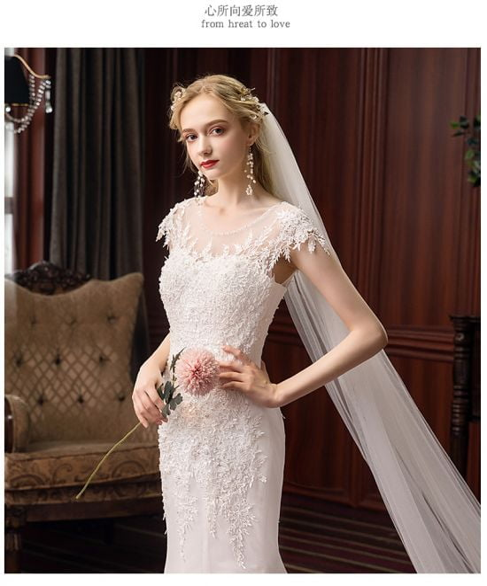 Áo cưới ĐC-609