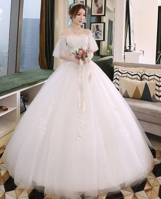 Áo cưới AC -371