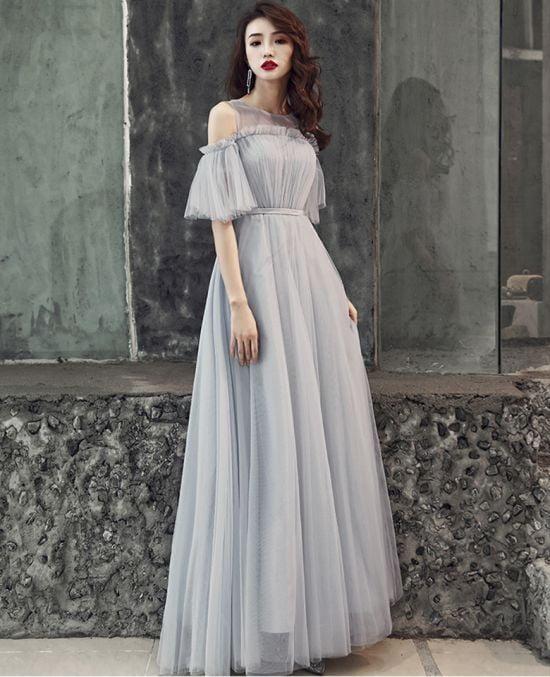 áo cưới nhẹ nhàng ANN -126