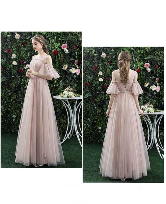 áo cưới nhẹ nhàng ANN -123