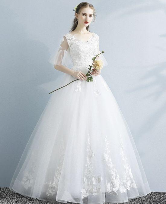 Áo cưới AC -129
