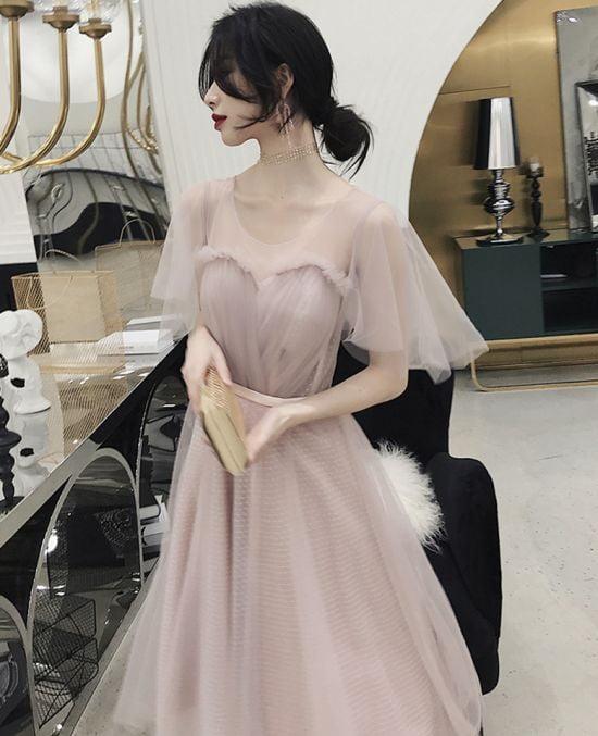 áo cưới nhẹ nhàng ANN -125