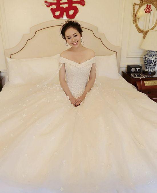 Áo cưới AC -205