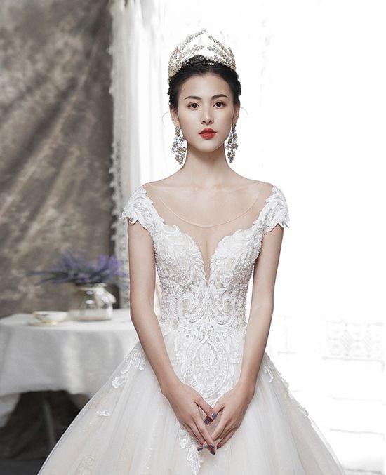 Áo cưới ADD -123