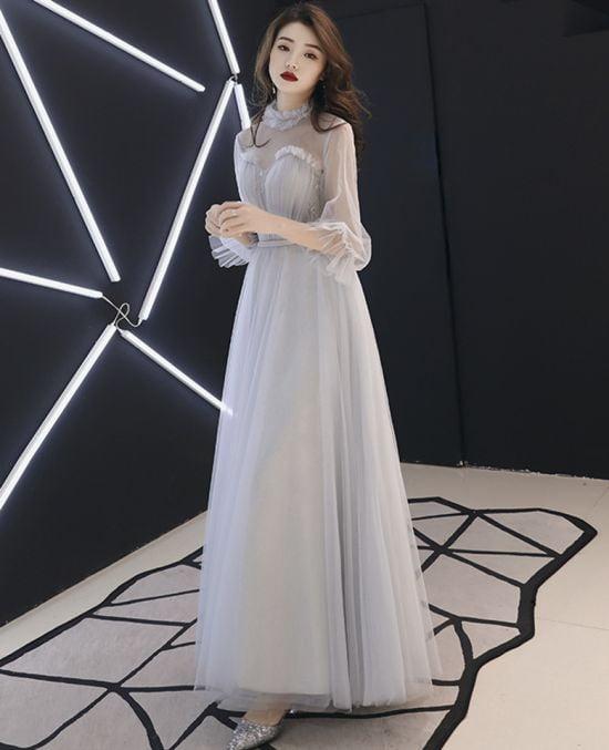 áo cưới nhẹ nhàng ANN -148