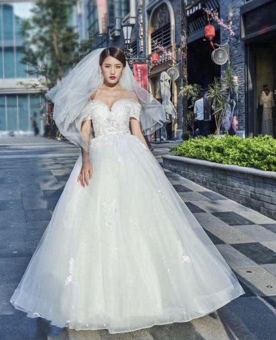 Áo cưới AC -160