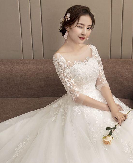 Áo cưới AC -201