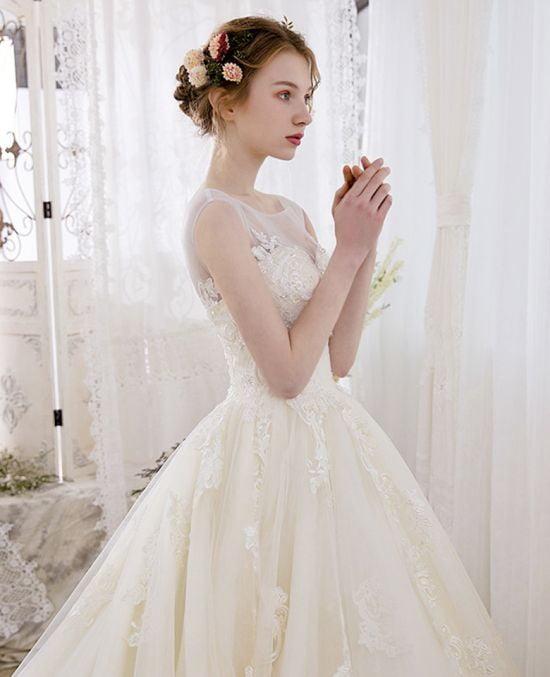 Áo cưới AC - 185