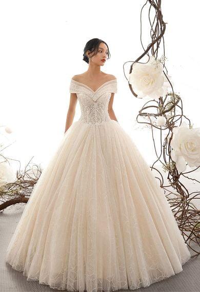 Áo cưới mới về