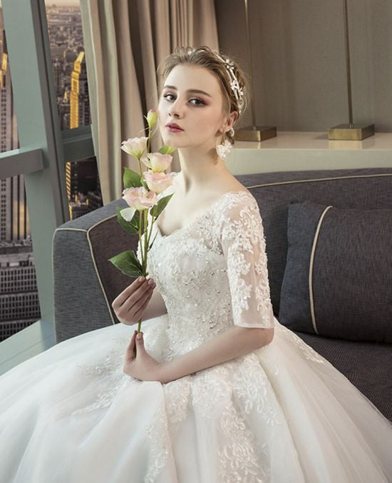 Áo cưới AC -221