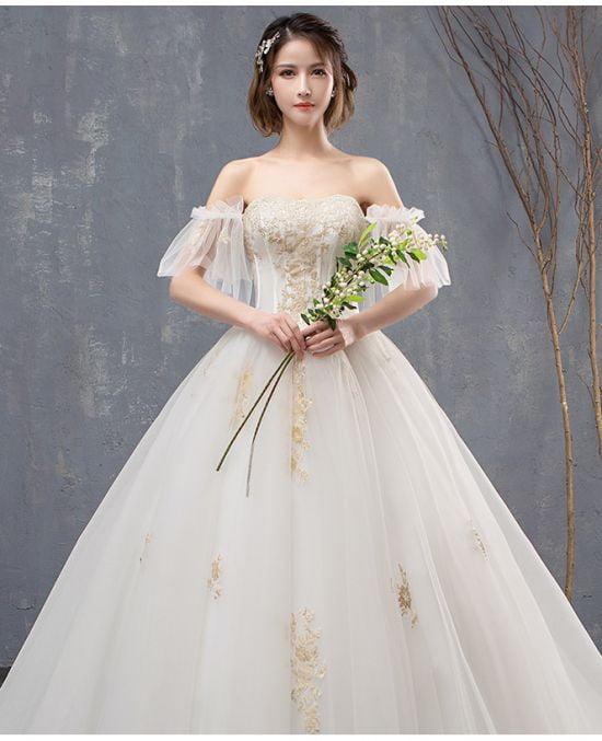 Áo cưới AC - 406