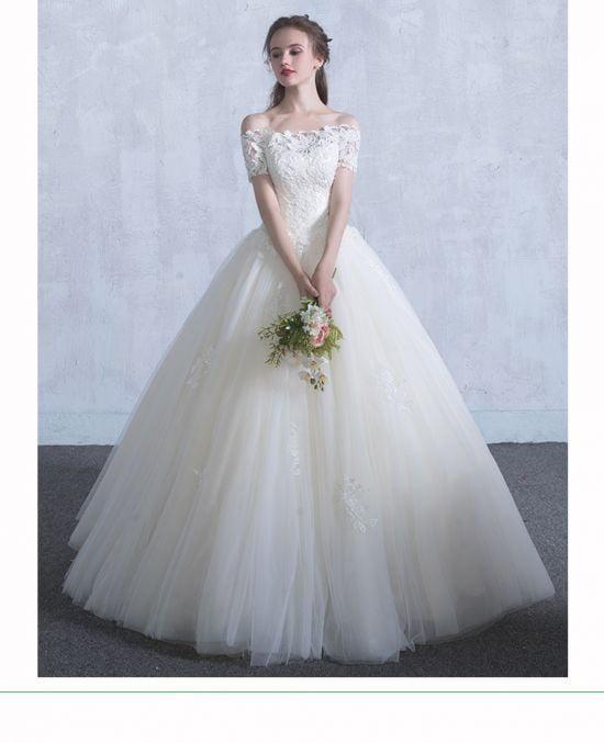 Áo cưới AC - 705
