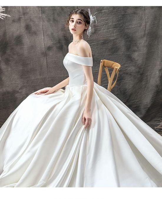 Áo cưới ĐC- 604