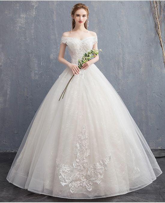 Áo cưới AC -466